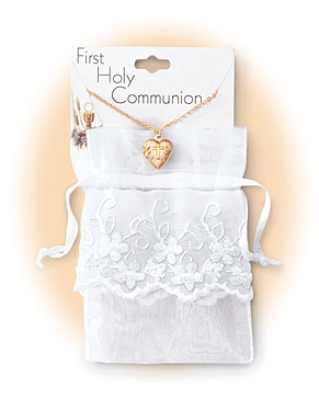 First Holy Communion Locket