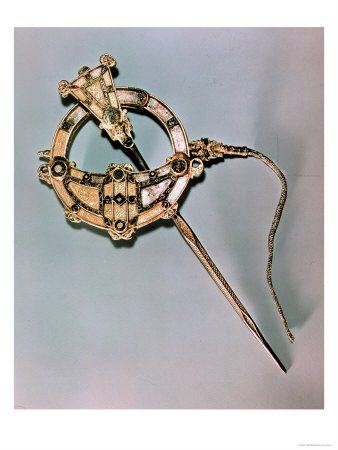 The Tara Brooch