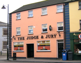 Judge and Jury Bar,Co.Meath,Ireland