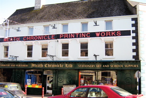 Meath Chronicle Printing Works,Co. Meath,Ireland