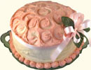 Irish Raspberry Vanilla Cake