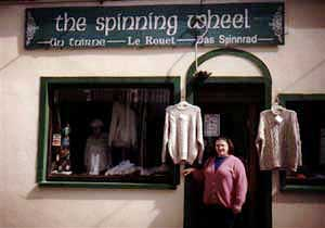 The Spinning Wheel Sweater Shop