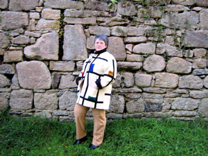Tyna at Reynolds Castle