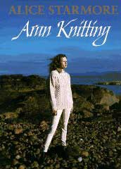 Aran Knitting Book by by Alice Starmore
