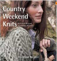 Country Weekend Knits Book
