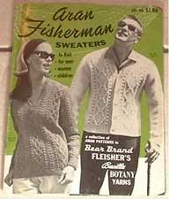 Aran Fisherman Sweaters