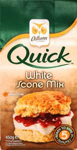 Odlums Quick Scone Mix - White